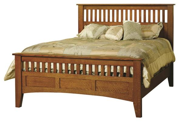 Amish Mission Antique Bed