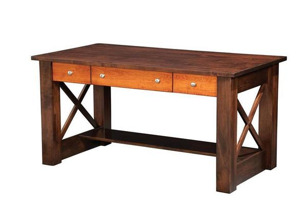 Amish Lexington Writing Desk
