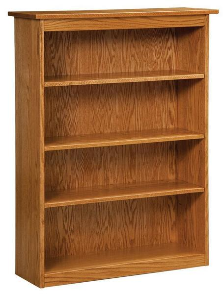 "Amish Simple 36"" Bookcase"