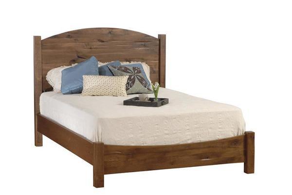 Amish Mt. Vernon Shaker Bed