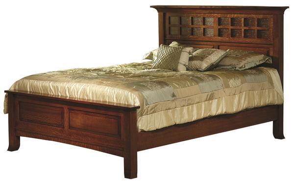 Amish Edenburg Bed