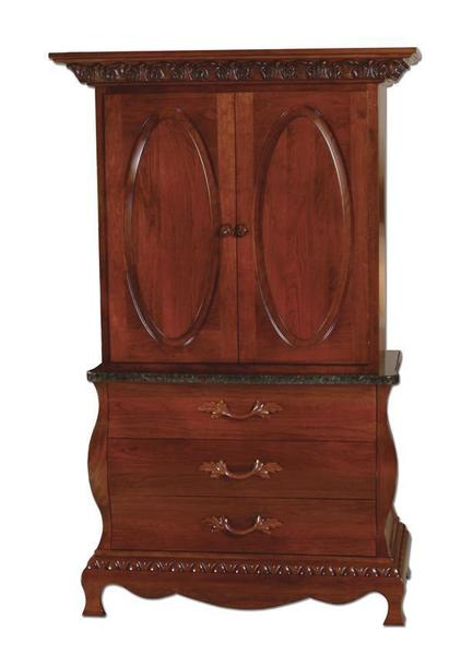 Amish Tranquil Valley Armoire