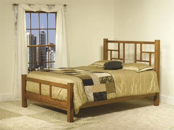 Amish Bungalow Century Bed