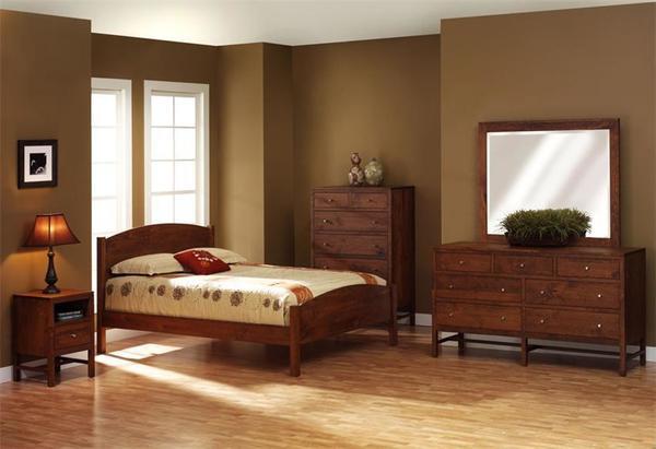 Amish Lynnwood Eclipse Four Piece Bedroom Set