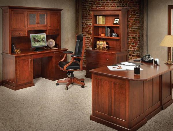 Amish Homestead Executive Office Set