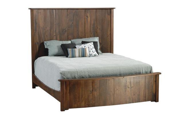 Amish Leihley Hill Rustic Cul-de-Sac Bed