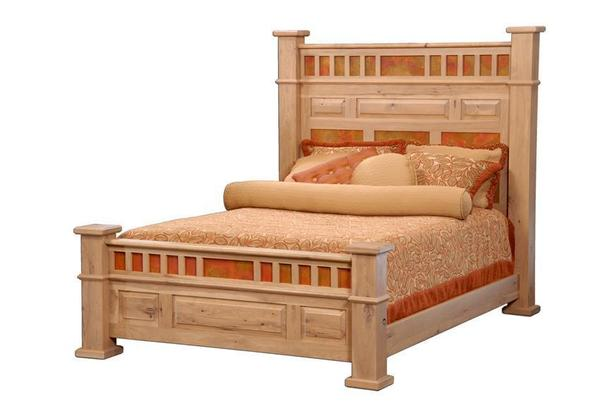 Amish Harding Farm Country Chic Bed