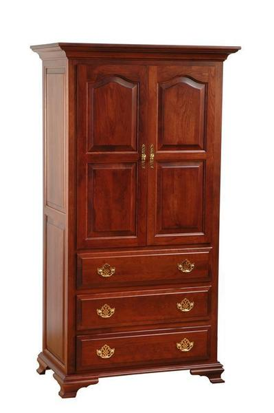 Amish Grant Colonial Armoire