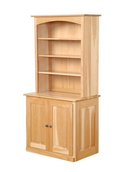 Chapman Bookcase From Dutchcrafters Amish Furniture