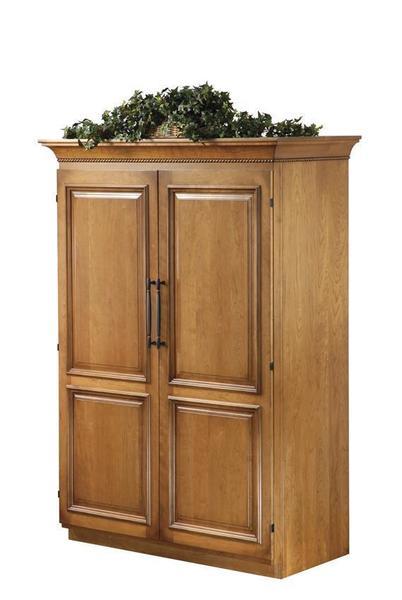 Amish Ripley Café Wine Cabinet