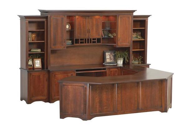 Amish Complete Desk Unit