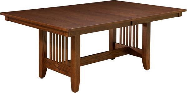 Amish Aurora Dining Table