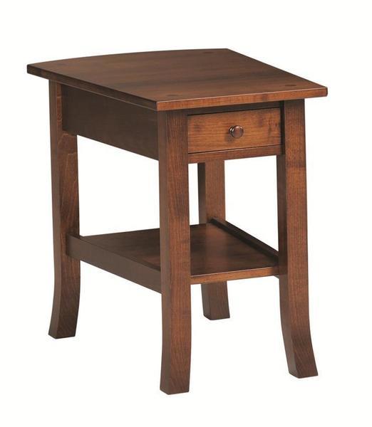 Amish Palmer Park Side Table