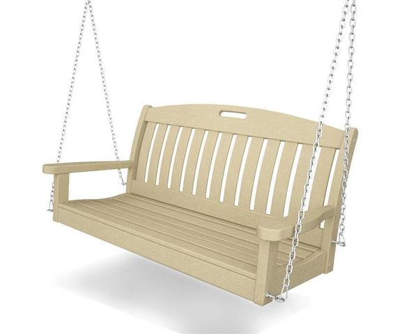"POLYWOOD® Nautical 48"" Swing"