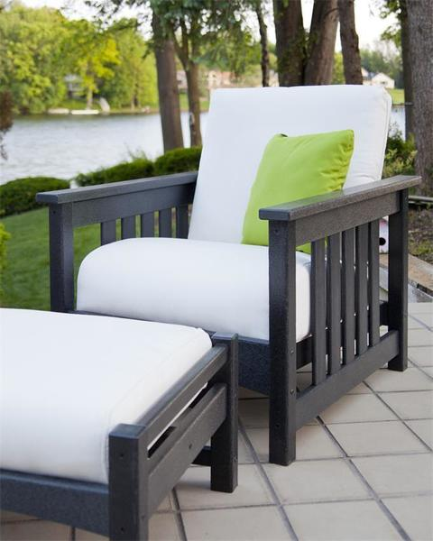 POLYWOOD® Mission Lounge Chair