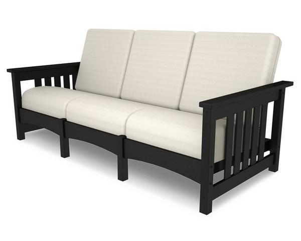 POLYWOOD® Mission Outdoor Sofa