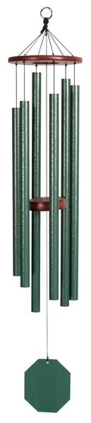 "Amish Rustic Rhythms Forest Edge 44"" Wind Chime"