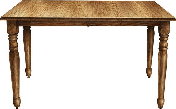 Amish Leg Dining Table - Group A