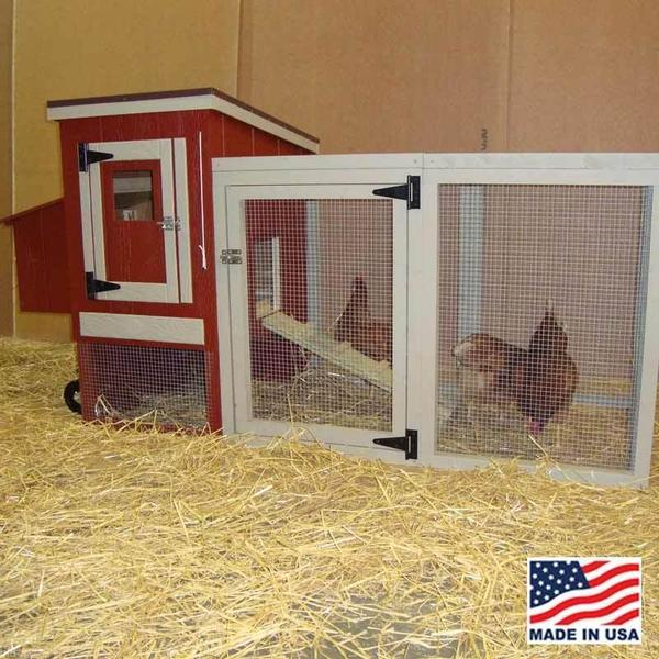 Miniature Chicken Coop Kit