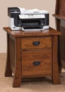 Amish Creston Deluxe Filing Cabinet