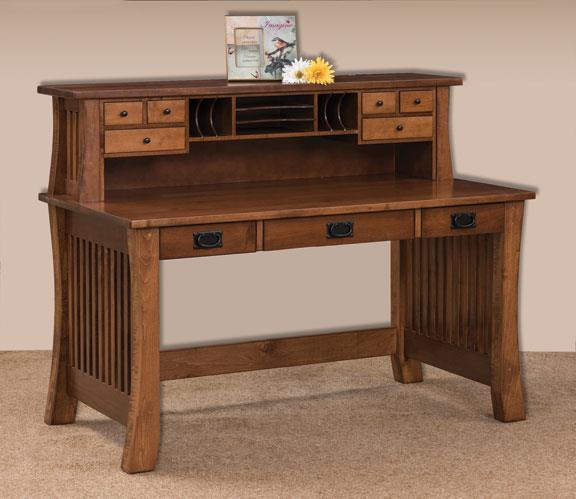 Amish Dalton Deluxe Writing Desk