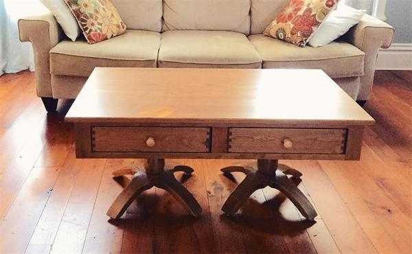Amish Hancock Shaker Coffee Table