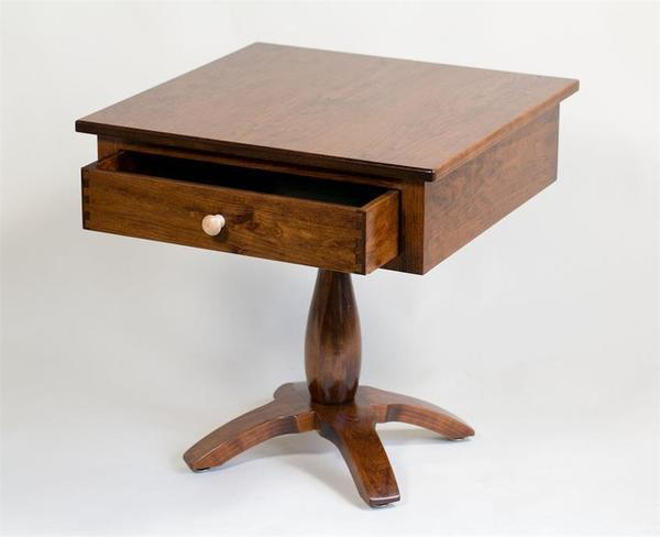 Amish Hancock Shaker End Table