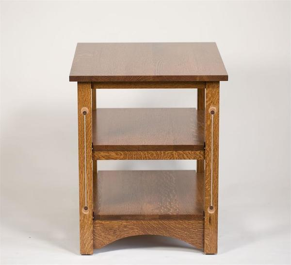 Amish Renwick End Table