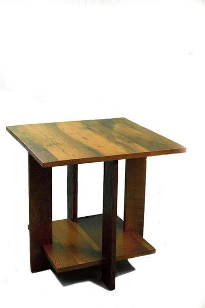 Amish Topeka End Table