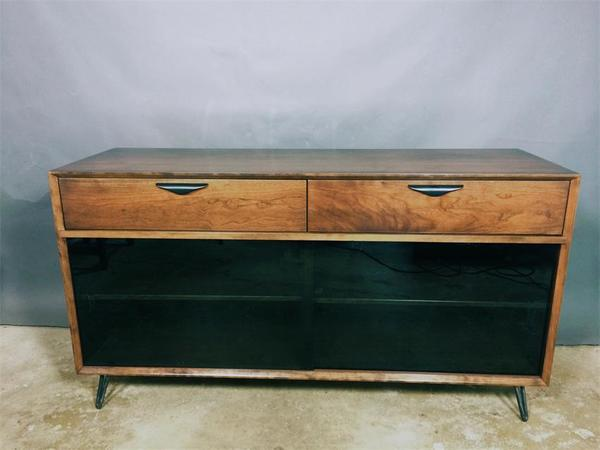 Amish Johnsonville Plasma TV Stand