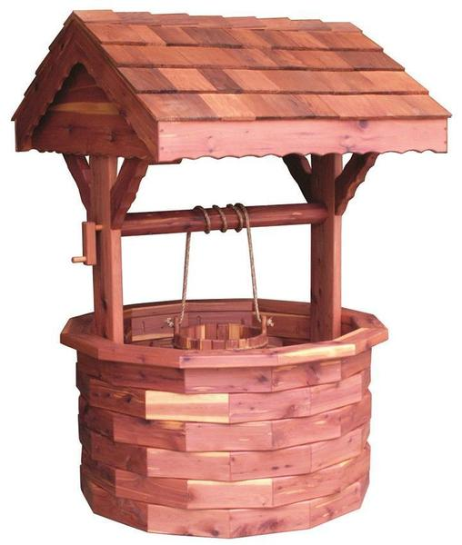 60 wishing well from dutchcrafters amish furniture
