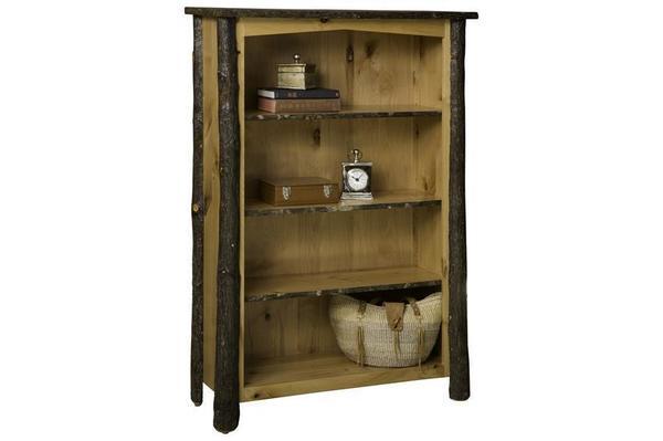 Amish Bearlodge Bookcase
