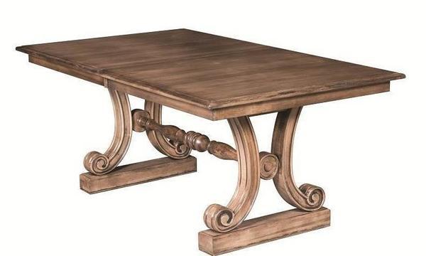Amish Peyton Dining Table