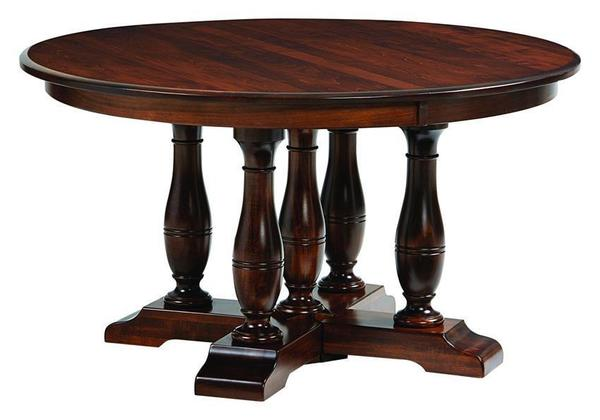 Amish Westfield Dining Table