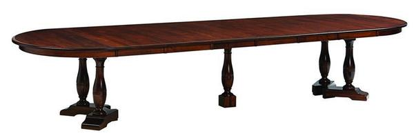 Amish Westfield Extending Dining Table
