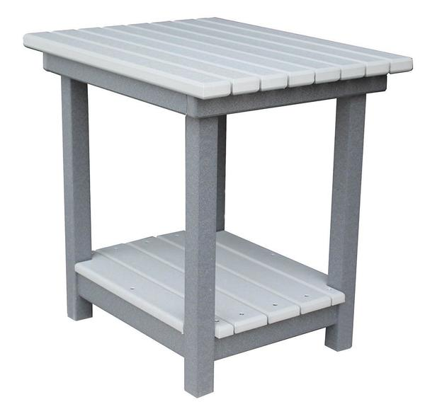 """Amish 22"""" Deluxe Poly End Table"""