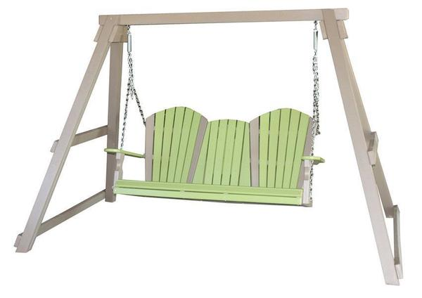 Amish Classic 5' Poly Swing