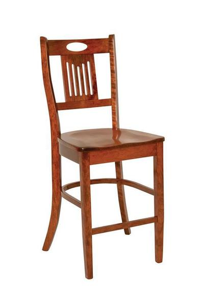 Amish Dinah Bar Stool