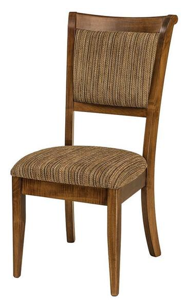 Amish Adair Upholstered Dining Chair