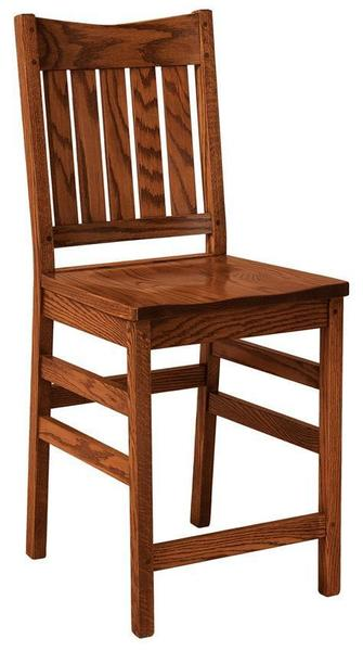 Amish Mission Colbran Bar Stool