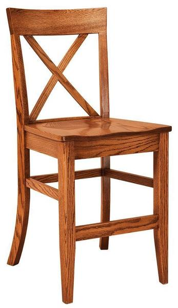 Amish Frontier Bar Stool