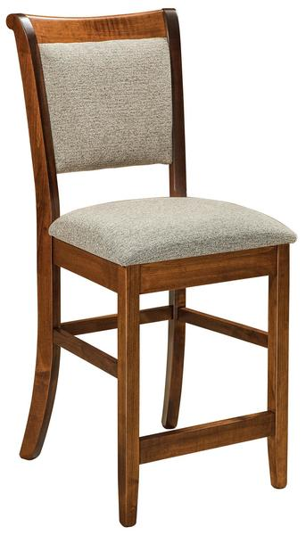 Kimberly Upholstered Counter Stool