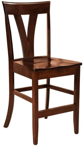Amish Levine Bar Stool