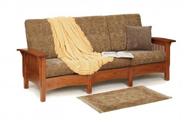 Amish Mission Morris Sofa