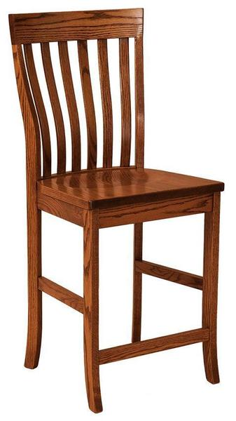 Amish Theodore Bar Stool