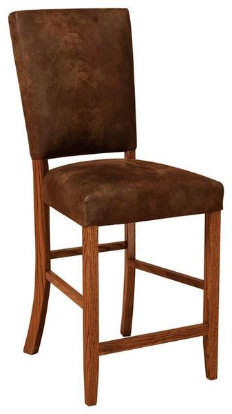 Warner Amish Parsons Bar Stool