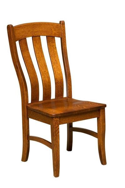 Amish Abilene Mission Dining Room Chair
