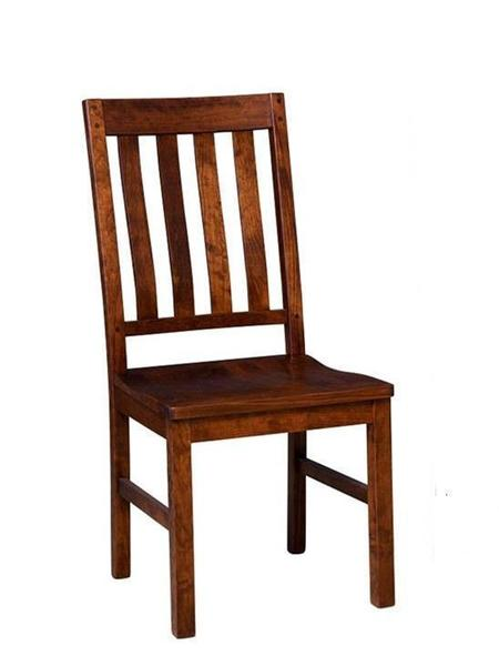 Amish Alberta Mission Dining Room Chair