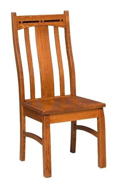 Amish Mission Boulder Creek Dining Chair