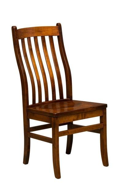 Amish Marshall Mission Dining Chair